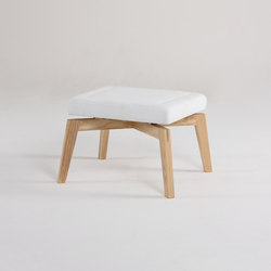 Private Space Ottoman | Pouf | ellenberger