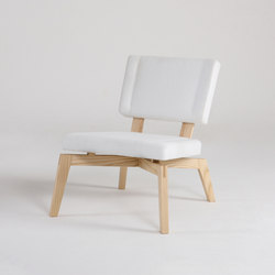 Private Space Easy Chair | Lounge chairs | ellenbergerdesign