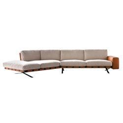 Fenix sofa | Lounge sofas | Driade