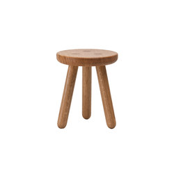 Kids Stool - Oak / Natural | Sgabelli | Another Country