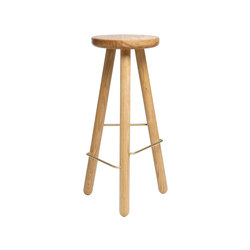 Bar Stool - Oak/Natural | Sgabelli bar | Another Country