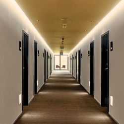 Lighthouse system Hotel signage emergency | Cartelli segnaletici per ambienti | AMOS DESIGN