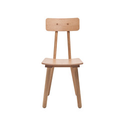 Another Chair - Oak/Natural | Restaurant chairs | Another Country