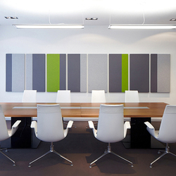 Executive conference combinations | Sistemi assorbimento acustico decorazioni parete | acousticpearls