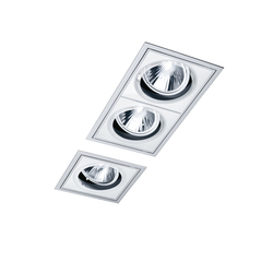 2LIGHT | Recessed ceiling lights | Zumtobel Lighting