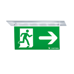 ONLITE ARTSIGN | Wall-mounted emergency lights | Zumtobel Lighting