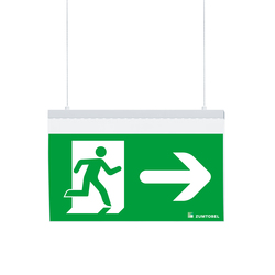 ONLITE COMSIGN | Suspended emergency lights | Zumtobel Lighting