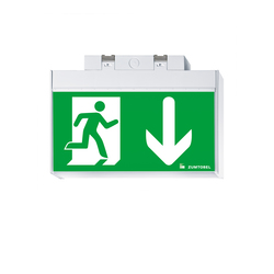 ONLITE ECOSIGN | Ceiling-mounted emergency lights | Zumtobel Lighting