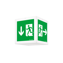 ONLITE CUBESIGN | Emergency lights | Zumtobel Lighting