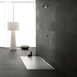 Xetis grey | Shower trays | Kaldewei