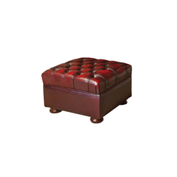 Graham | Poufs | Fleming & Howland