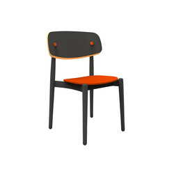 Fizz chair | Visitors chairs / Side chairs | Bedont