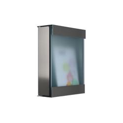 Glasnost.Glass.360 Briefkasten | Briefkästen | keilbach