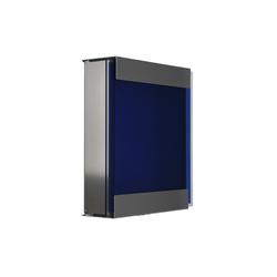 Glasnost.Glass.Blue Mailbox | Mailboxes | keilbach