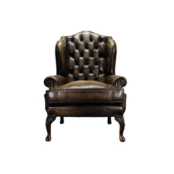 James Boswell | Sillones lounge | Fleming & Howland