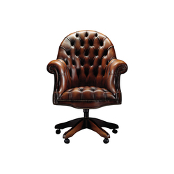 Earl | Executive chairs | Fleming & Howland