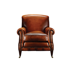 George Berkley | Lounge chairs | Fleming & Howland
