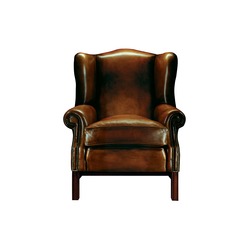 Henry Thoreau | Lounge chairs | Fleming & Howland