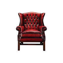 John Stuart Mill | Fauteuils d'attente | Fleming & Howland