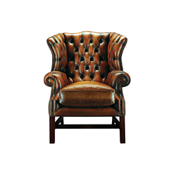 Samuel Johnson | Lounge chairs | Fleming & Howland