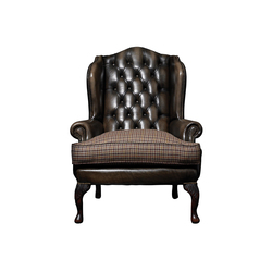 James Boswell | Lounge chairs | Fleming & Howland