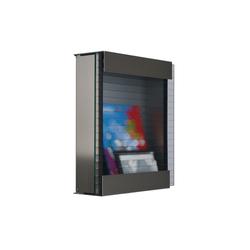 Glasnost.Glass.Masterligne Briefkasten | Briefkästen | keilbach