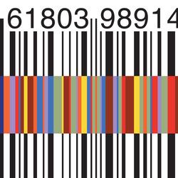 Barcode | Quadri / Murales | Cobalti