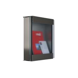 Glasnost.Glass.Mastershine Mailbox | Mailboxes | keilbach