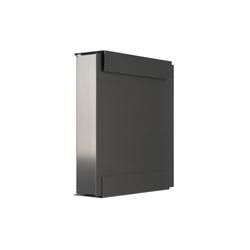 Glasnost.Metal Briefkasten | Briefkästen | keilbach