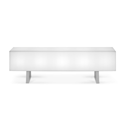 Futura Indoor | Waiting area benches | MODO luce