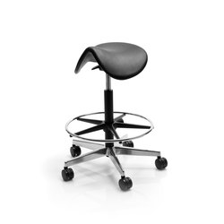 Saddle | Swivel stools | Officeline