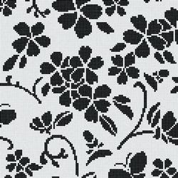 Hana Flower Classic A | Mosaici in vetro | Bisazza