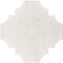 Flaster Off White | Concrete tiles | IVANKA