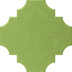 Flaster Apple Green | Concrete/cement floor tiles | IVANKA