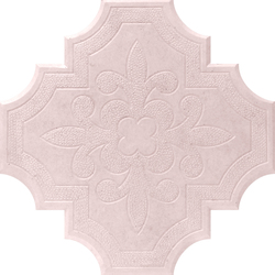 Flaster Old Pink | Concrete/cement floor tiles | IVANKA