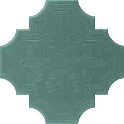 Flaster SM Green | Concrete/cement floor tiles | IVANKA