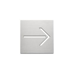 Jackie Arrow Piktogramm | Wayfinding | keilbach
