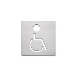 Jackie Handicap Piktogramm | Piktogramme / Beschriftungen | keilbach