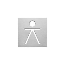 Jackie Man Piktogramm | Toilet signs | keilbach