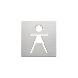 Jackie Woman Piktogramm | Toilet signs | keilbach