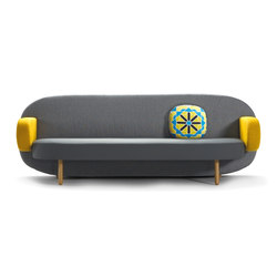 Float Sofa 261 | Lounge sofas | Sancal