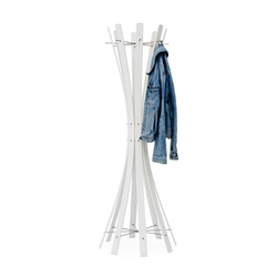 Naomi-Grande.White Coat Rack | Percheros de pié | keilbach