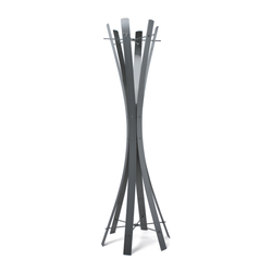 Naomi.Steel Coat Rack | Freestanding wardrobes | keilbach