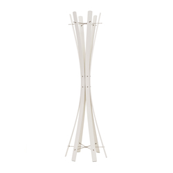 Naomi.White Coat Rack | Freestanding wardrobes | keilbach