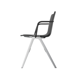 A-Chair | Visitors chairs / Side chairs | Brunner