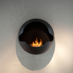 Cupola black | Ventless ethanol fires | Vauni Fire