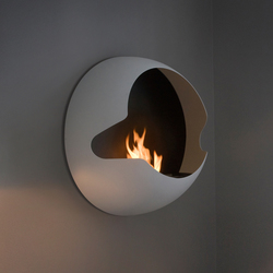 Cupola white | Ventless ethanol fires | Vauni Fire