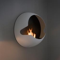 Cupola white | Cheminées sans fumée au bioéthanol | Vauni Fire