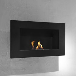Edge black | Ventless ethanol fires | Vauni Fire