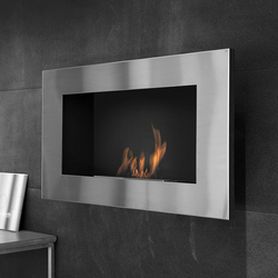 Edge stainless | Ventless fires | Vauni Fire